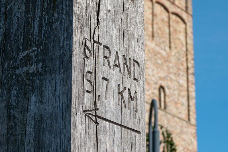 Strand 5,7km