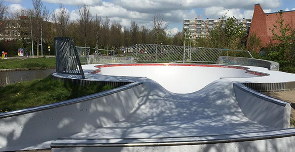 Skatebaan Suyker acker
