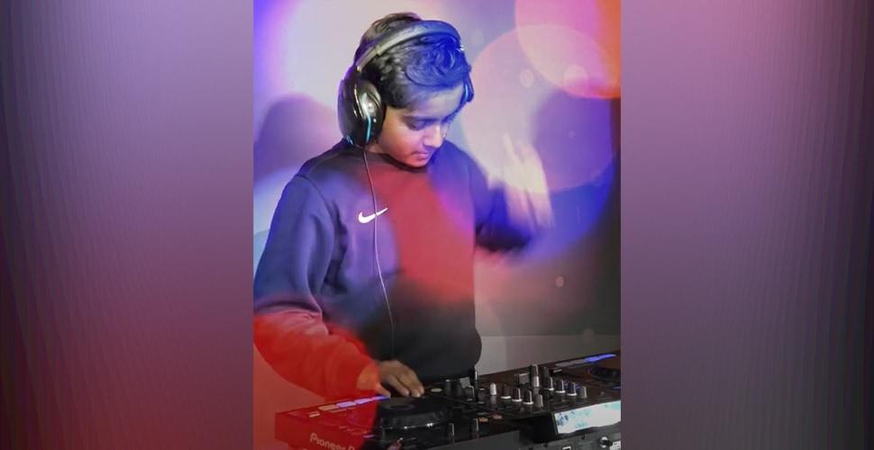 DJ optreden